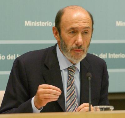 MADRID 2011: RUBALCABA NO, A LA ALCALDÍA…