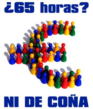 LA COÑA DE LAS 65 HORAS