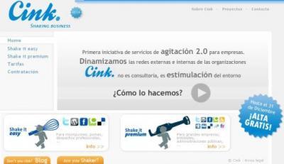 CINK: AGENCIA DE AGITACIÓN 2.0
