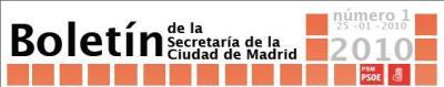 NUEVO BOLETÍN PARA LA CIUDAD DE MADRID