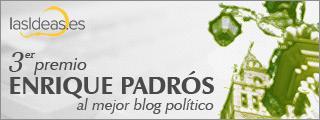 III PREMIOS ENRIQUE PADRÓS EN SEVILLA